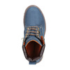 Dámská kožená obuv modrá weinbrenner, modrá, 596-9629 - 19