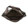 Zlatá kožená kabelka gabor-bags, zlatá, 966-8001 - 15