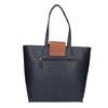 Dvoubarevná dámská kabelka gabor-bags, modrá, 961-9002 - 19