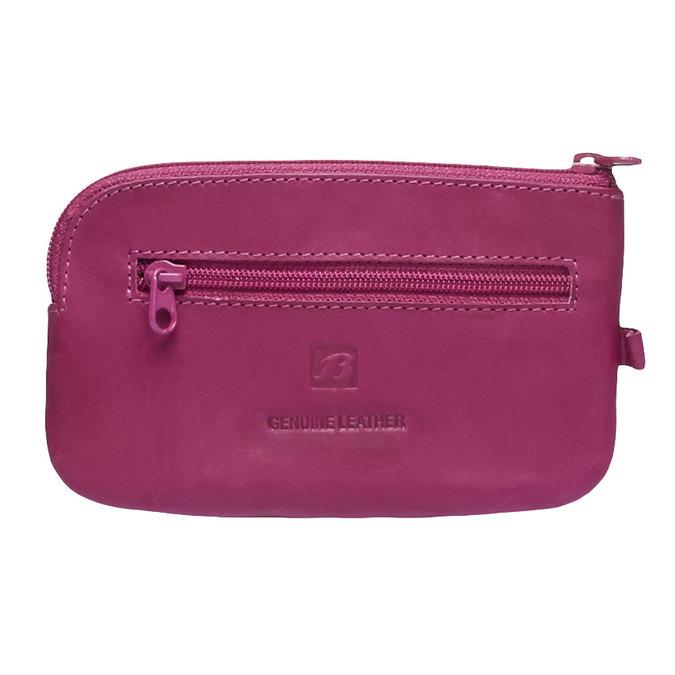 Kožená peněženka bata, červená, 944-5161 - 26