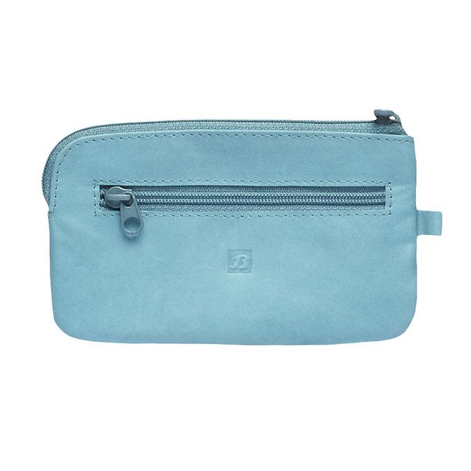 Kožená peněženka bata, fialová, 944-9161 - 26