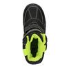 Dětská obuv se zateplením mini-b, černá, 291-6601 - 19