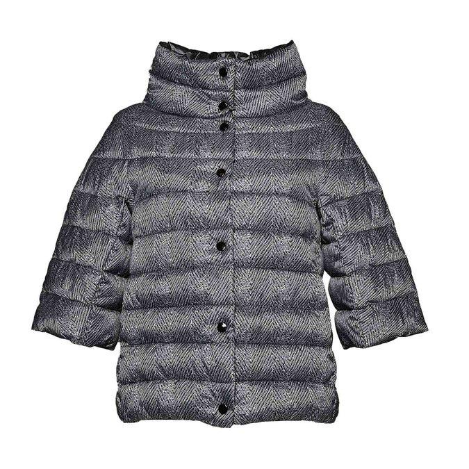 Dámská bunda s prošíváním bata, černá, 979-6647 - 13