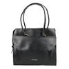 Kožená kabelka s odnímatelným popruhem royal-republiq, černá, 964-6018 - 26