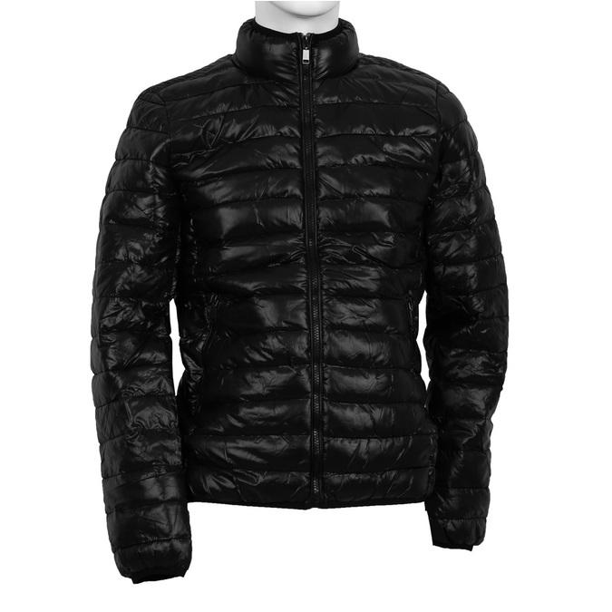 Prošívaná pánská bunda bata, černá, 979-6613 - 13