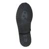 Kožené dětské kozačky mini-b, černá, 394-6191 - 26