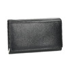 Dámská kožená peněženka bata, černá, 944-6168 - 13