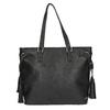 Dámská kabelka v Etno stylu bata, černá, 961-6669 - 26