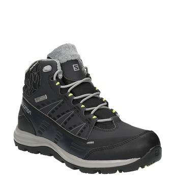 Dámská zimní obuv v Outdoor stylu salomon, černá, 691-6050 - 13