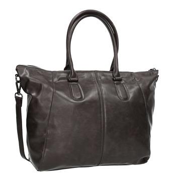 Elegantní dámská kabelka bata, hnědá, 961-2846 - 13