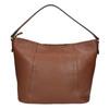 Kožená kabelka v Hobo stylu bata, hnědá, 964-3206 - 26