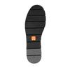 Dámské kožené Slip-on černé flexible, černá, 514-6252 - 26