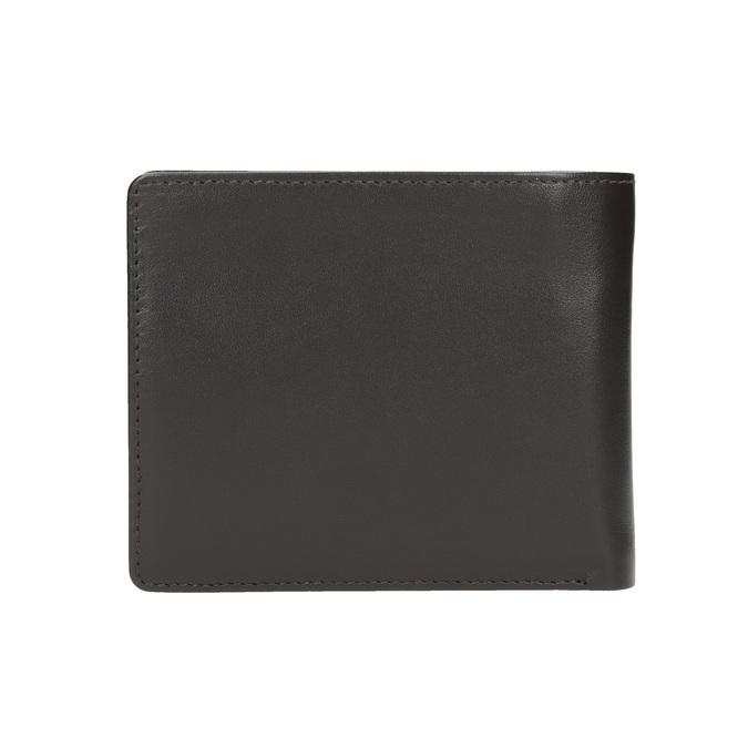 Kožená pánská peněženka bata, černá, 944-4170 - 19
