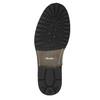 Pánská kožená obuv bata, šedá, 894-2650 - 26