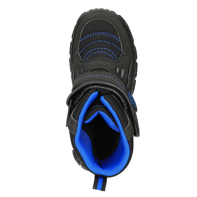 Dětská zimní obuv richter, černá, 429-5001 - 19