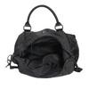Textilní taška do ruky vagabond, černá, 969-6001 - 15