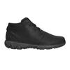 Pánská kožená kotníčková obuv merrell, černá, 806-6836 - 15