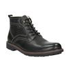 Kožená zimní obuv bata, černá, 894-6642 - 13