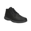Pánská kožená kotníčková obuv merrell, černá, 806-6836 - 13