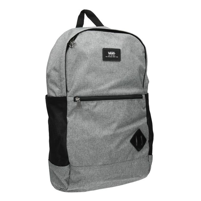 Šedý batoh vans, šedá, 969-2008 - 13