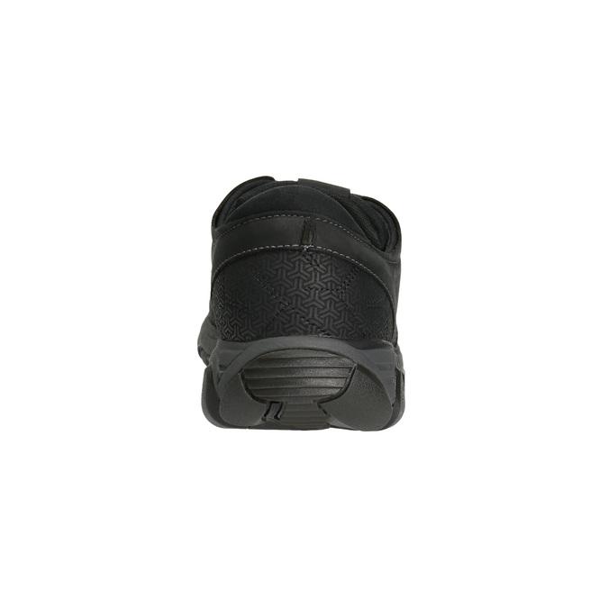 Kožené pánské tenisky merrell, černá, 806-6846 - 17