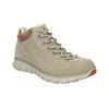 Dámská zimní obuv sportovní skecher, béžová, 503-3357 - 13