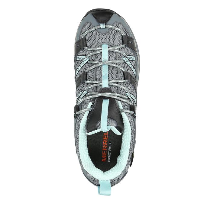 Dámská outdoorová obuv merrell, šedá, 506-2814 - 19