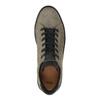 Ležérní kožené tenisky s hadím vzorem bata, hnědá, 846-7616 - 19