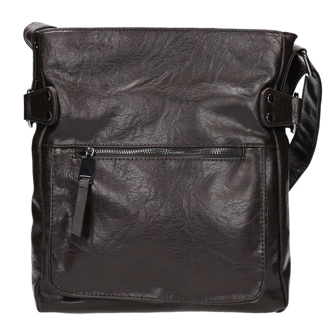 Pánská Crossbody taška bata, hnědá, 961-4266 - 26