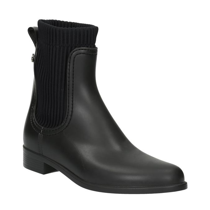 Kotníčková obuv lemon-jelly, černá, 512-6006 - 13