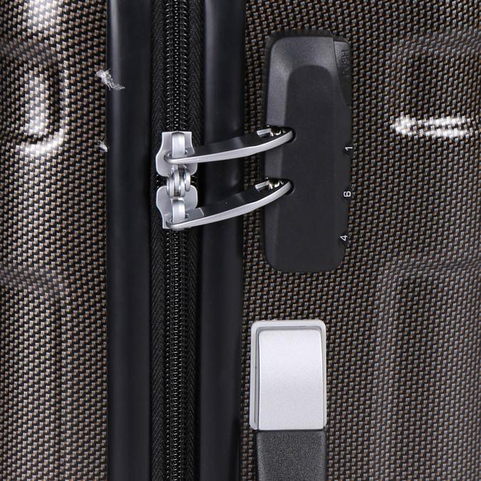 Menší cestovní kufr na kolečkách american-tourister, černá, 960-6112 - 17