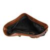 Kabelka s odnímatelným popruhem bata, černá, 961-6206 - 15