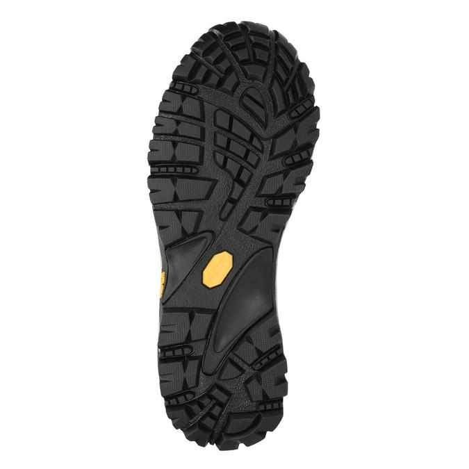 Kožená Outdoor obuv weinbrenner, hnědá, 846-3600 - 26