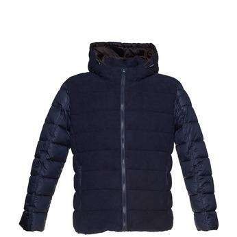Pánská zimní bunda bata, modrá, 979-9629 - 13