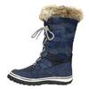Stylové sněhule s kožíškem bata, modrá, 599-9609 - 19