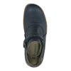 Dámská kotníčková obuv el-naturalista, modrá, 516-9040 - 19