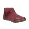 Kožená dámská obuv el-naturalista, červená, 513-5040 - 13
