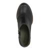 Kotníčková obuv na stabilním podpatku el-naturalista, černá, 714-6043 - 19