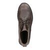 Pánská kotníčková obuv weinbrenner, hnědá, 846-4603 - 19
