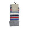 Teplé dětské ponožky bata, šedá, 919-2427 - 13