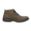 Kožené kotníkové boty bata, hnědá, 896-4226 - 15