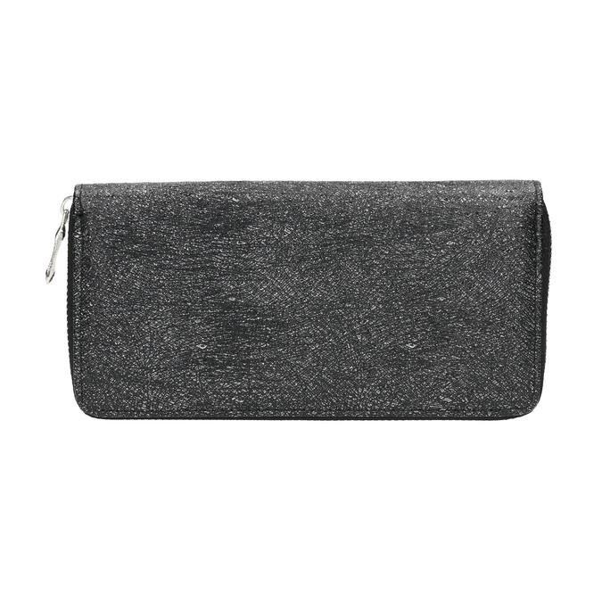 Dámská peněženka bata, černá, 941-6151 - 26
