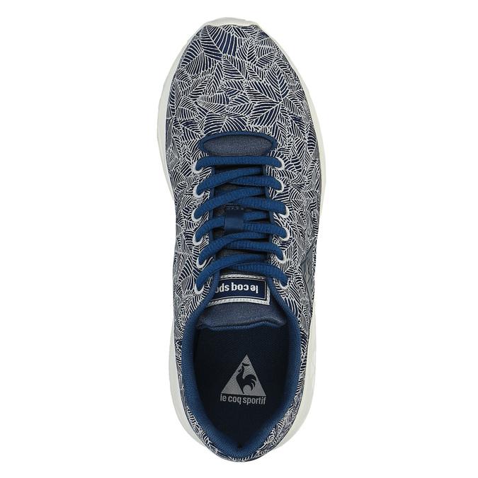 Stylové dámské tenisky le-coq-sportif, modrá, 509-9572 - 19