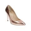 Kožené dámské lodičky bata, růžová, 726-5645 - 13