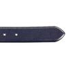 Pánský pásek bata, modrá, 954-9819 - 16