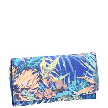 Barevná dámská peněženka roxy, fialová, 969-9055 - 13