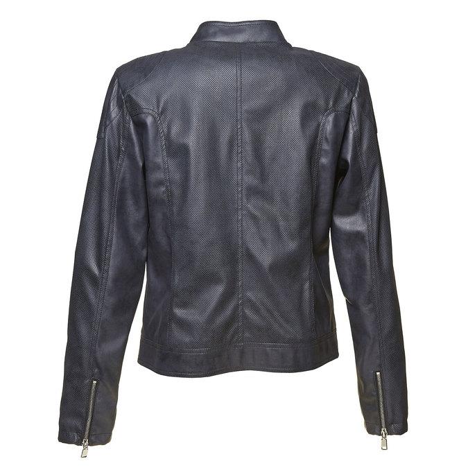 Dámská bunda s prošíváním bata, černá, 971-6113 - 26