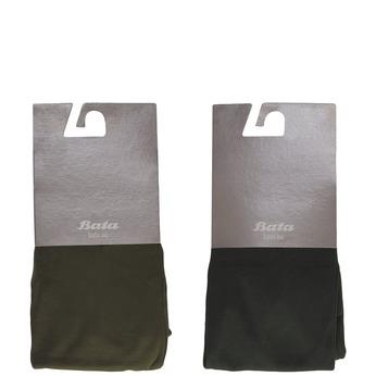 Socks bata, zelená, 919-7320 - 13