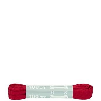 Barevné tkaničky bata, červená, 999-5366 - 13