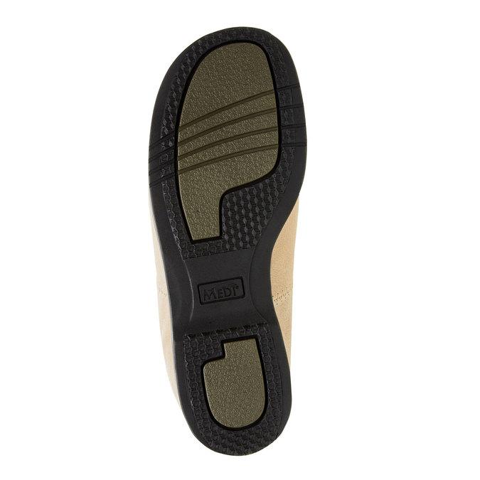 Dámská zdravotní obuv medi, béžová, 534-8108 - 26